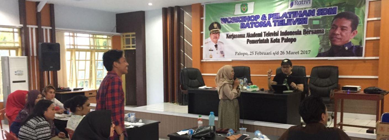 Direktur ATVI teken MOU dengan Wali Kota Palopo Cover