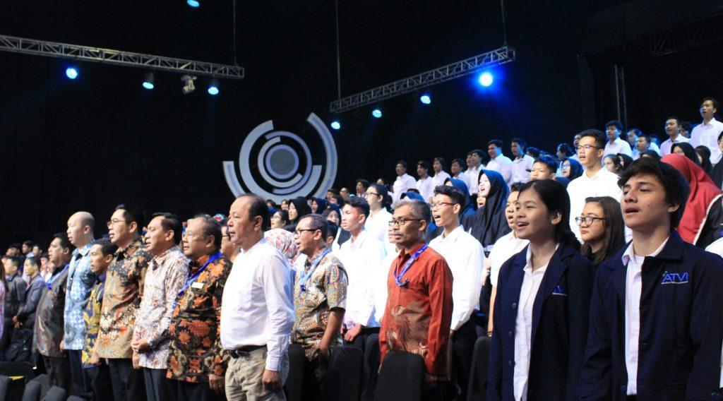 Kuliah Perdana ATVI 2017 bersama Mira Lesmana 1