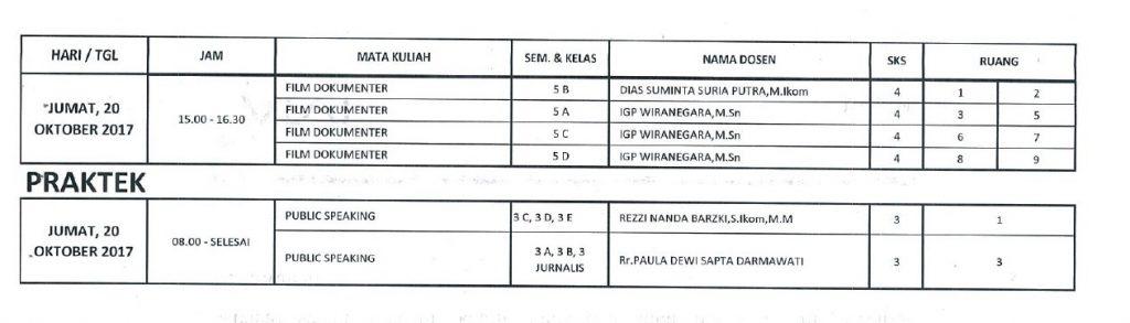 pengumuman Jadwal UTS 2017-2018 4