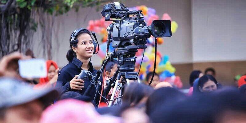 ALUMNI Nadya Fathia Malik Tidak Semua Wanita itu Lemah 2