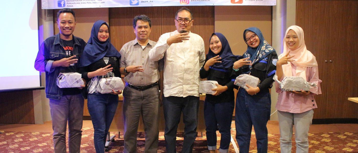 Pelatihan Pers Kampus bersama PWI Pusat 2